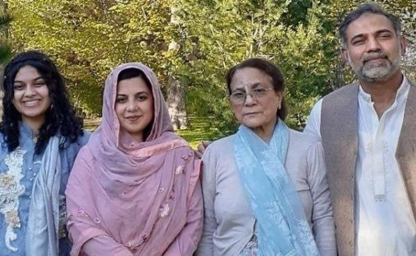 Four Afzaal family members were killed in the London, Ontario, truck attack. Not shown is the youngest son, who survived.