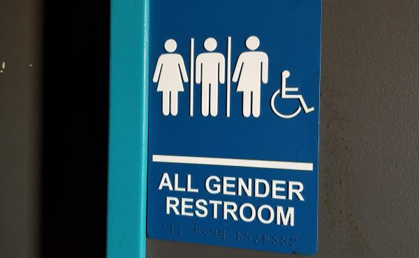 Bathrooms remain a key issue for employers and for co-workers who don't feel comfortable sharing bathrooms with transgender people, says Mark Marsen, a human resources director.