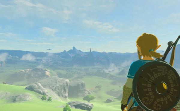 You could fight enemies and go on quests in Zelda: Breath of the Wild — or you could just explore the vast and comforting world of Hyrule.