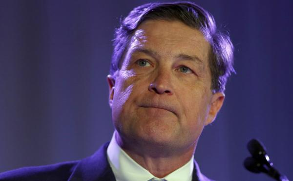 Jeffrey Lacker, former president of the Federal Reserve Bank of Richmond in Virginia, resigned on Tuesday.
