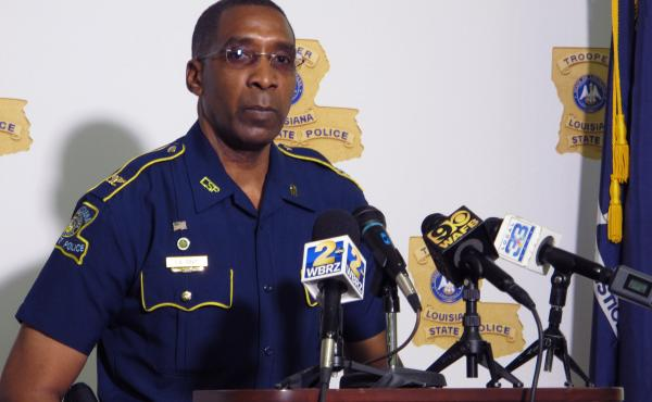 Col. Lamar Davis, superintendent of the Louisiana State Police, says he wants the opportunity to correct the agency's issues before federal authorities intervene.