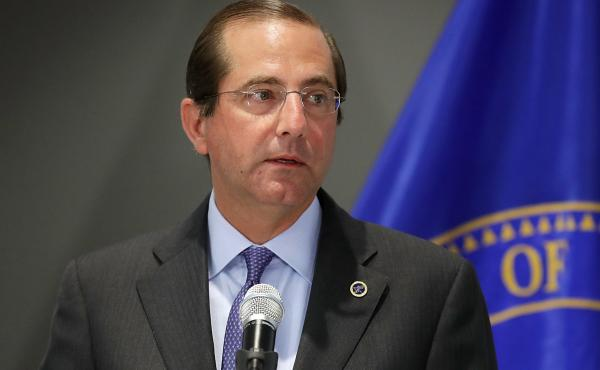 "A conservative think tank said that the Health and Human Services announcement doesn't go far enough and that Secretary Alex Azar ""should redirect those funds to modern science and better alternatives."""