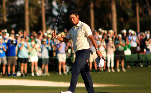 Hideki Matsuyama became the first Japanese man to win a major golf tournament after winning the Masters at Augusta National Golf Club on Sunday.