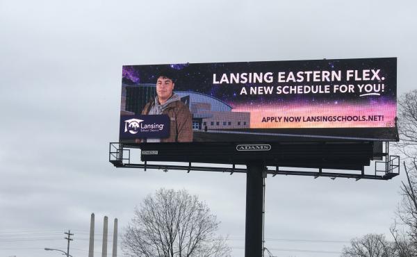 Eastern Flex Academy is an experimental program in Lansing, Mich.