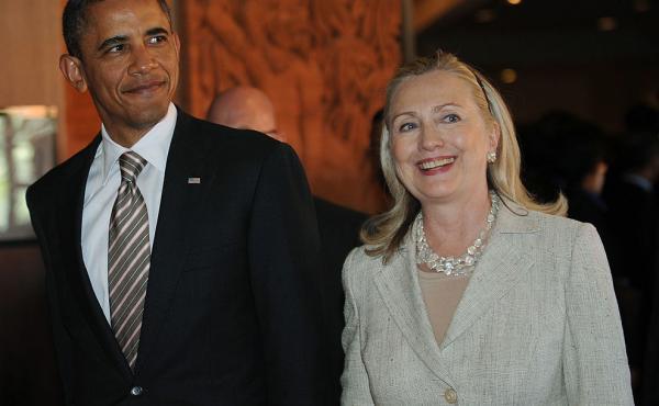 President Obama, seen in 2011, endorsed Hillary Clinton for president on Thursday.