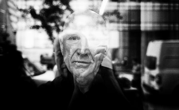 """The photographer Sebastiao Salgado, in New York City on Thursday, says we are at a """"special moment"""" — our world now needs to be protected from climate change and other forces."""