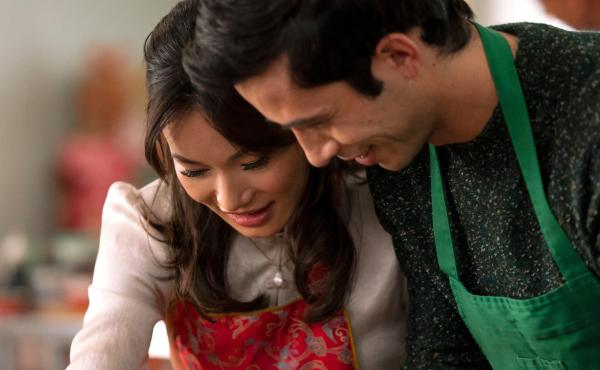 A Sugar & Spice Holiday, starring Jacky Lai and Tony Giroux, is Lifetime's first Chinese American Christmas romantic comedy.