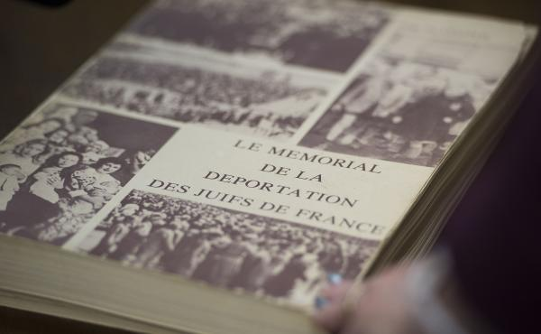 Le Mémorial de la Déportation des Juifs de France names Jews deported in the Holocaust. Some got word this week they are receiving payments from the French government in reparation.