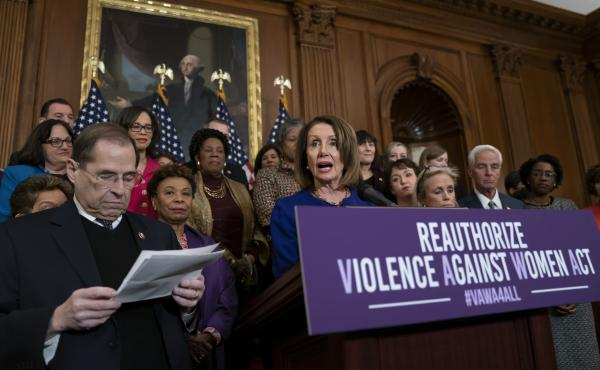 The Democratic additions to the Violence Against Women Act exposed fault lines within the GOP as it wrestles with how to regain support among women.