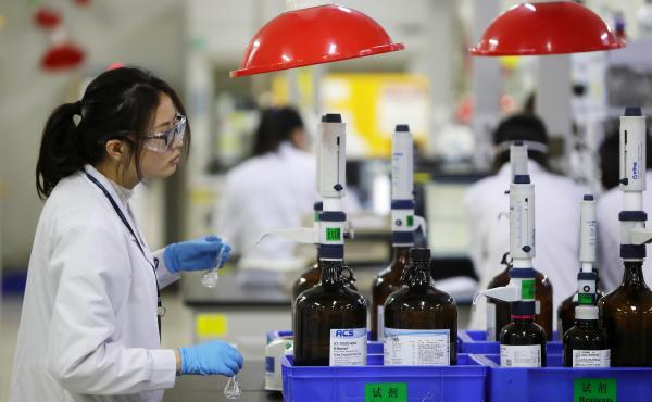 Asymchem Laboratories Inc., of Tianjin, China, makes drugs and ingredients that are sold by other drug companies in the U.S.