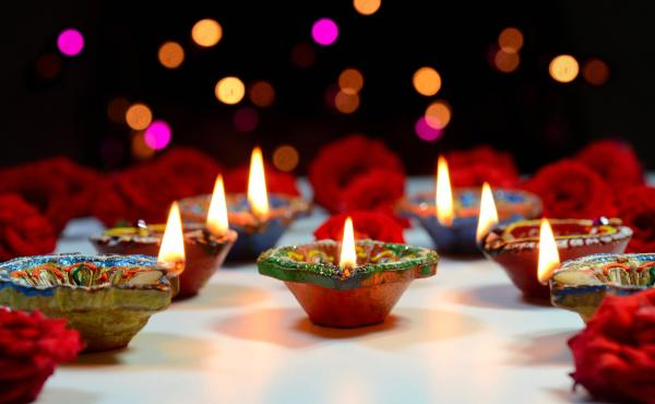 """Diwali is known as the """"festival of lights."""" But really, it's more than that. It is a new year for Hindus across the globe. It symbolizes the victory of light over darkness, good over evil and knowledge over ignorance."""