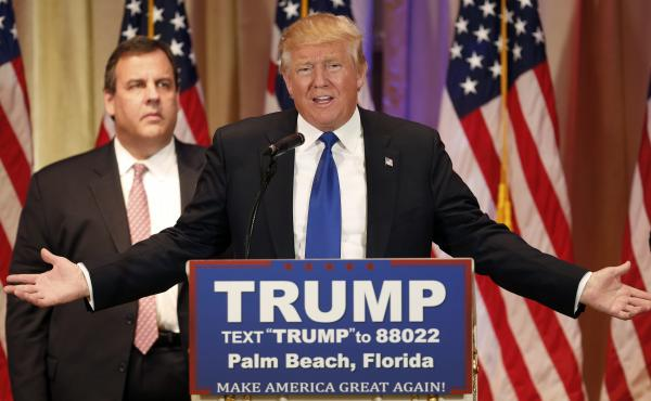 Ever since New Jersey Gov. Chris Christie endorsed Trump (and stood behind him at a Super Tuesday event), he has been on many people's lists of likely Trump running mates.