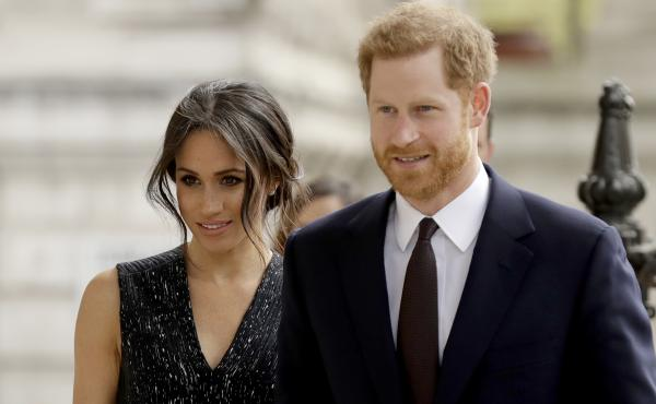 Britain's Prince Harry and his fiancee Meghan Markle will be married this Saturday, and you can easily catch it on TV.
