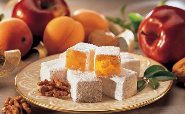 Liberty Orchards in Cashmere, Wash., which was founded by two Armenian immigrants, still makes Aplets & Cotlets, a variation of Turkish delight that includes apples, apricots and walnuts.