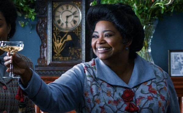 """Octavia Spencer plays businesswoman Madam C.J. Walker in the Netflix series Self Made. """"I've always felt that her story was germane to who I am as a black woman,"""" Spencer says."""