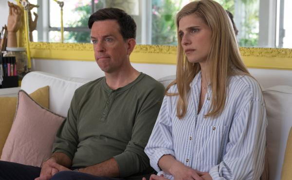 Ed Helms and Lake Bell play documentary subjects Noah and Alice, whose marriage may be headed for a seven-year ditch, in the comedy I Do ... Until I Don't.