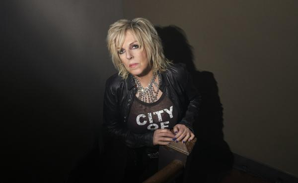 "Lucinda Williams sees her new album Good Souls Better Angels as part of a long line of political country music. ""Go back and listen to Woody Guthrie. It is my job, as far as I'm concerned,"" she says."