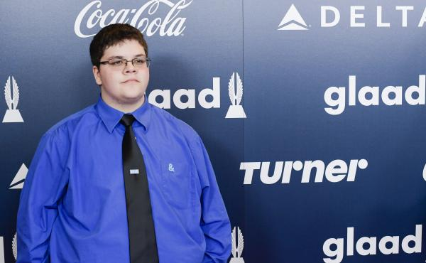 Gay-rights advocate Gavin Grimm attends the GLAAD Rising Stars Luncheon on May 5, 2017, in New York City. A federal judge has now ruled in favor of Grimm in his years-long legal battle with a Virginia school board for denying him access to the boys' bathr