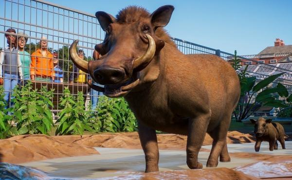 Your animals will demand your attention in Planet Zoo, just one of several simulation games that might distract you from quarantine.