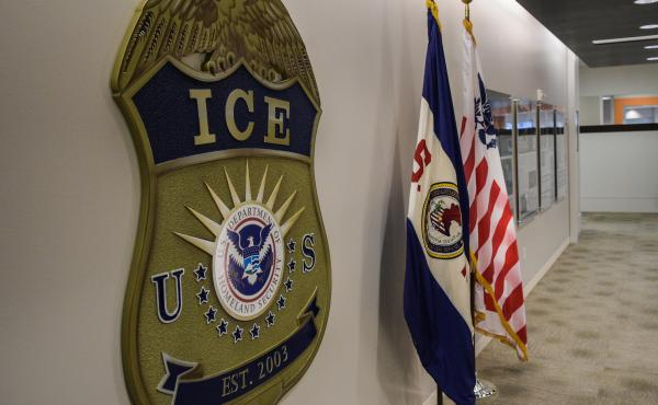 Raphael Sanchez, a chief counsel for U.S. Immigration and Customs Enforcement, has been charged with stealing immigrants' identities.