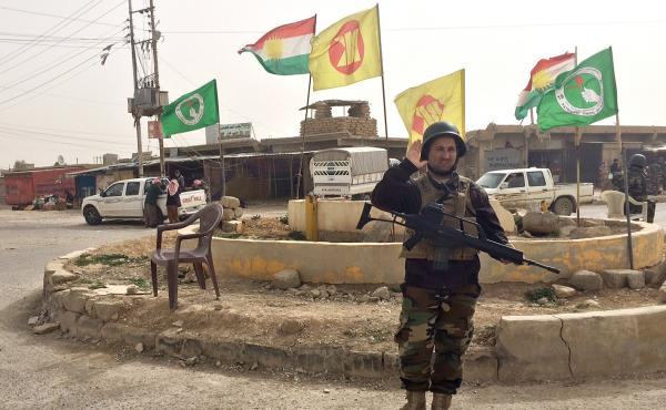 Before ISIS attacked it, the northern Iraqi town of Snuny had a population of nearly 150,000 — a mix of Kurdish Muslims and Yazidis, who belong to a religious ethnic minority in this region. Only about 10,000 have returned after Kurdish fighters reclaim