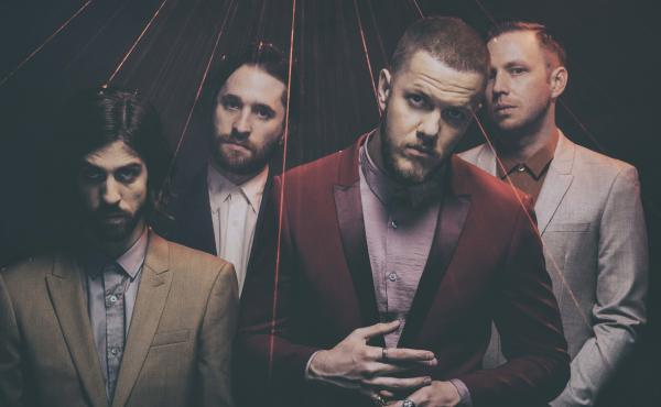 """Imagine Dragons' new album, Evolve, is out now. Singer Dan Reynolds says it's more """"minimalistic"""" and """"colorful"""" than the band's first two records."""