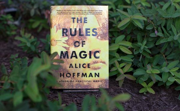 cover to The Rules Of Magic