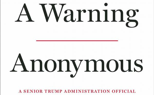 A Warning, by Anonymous