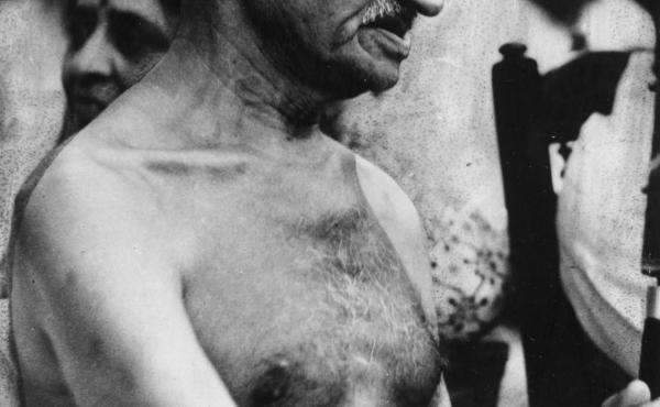 Mahatma Gandhi wasn't always a beloved figure; his defense of women and children rattled the world.