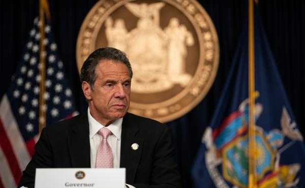 New York Gov. Andrew Cuomo announced his resignation, effective in two weeks, after N.Y. Attorney General Letitia James detailed the sexual allegations against him in a report.