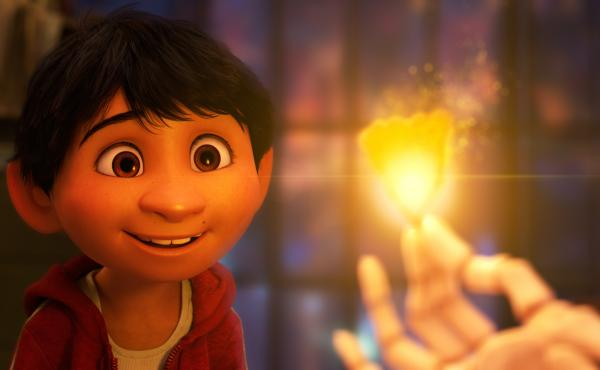 Anthony Gonzalez voices Miguel in Coco.
