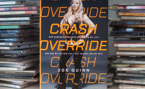 Crash Override, by Zoe Quinn