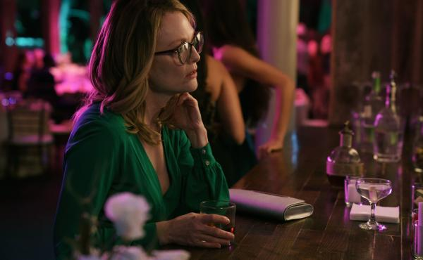 If Everybody Wants You, Why Isn't Anybody Callin'?: Gloria (Julianne Moore) prepares to boogie on the disco 'round in Gloria Bell.