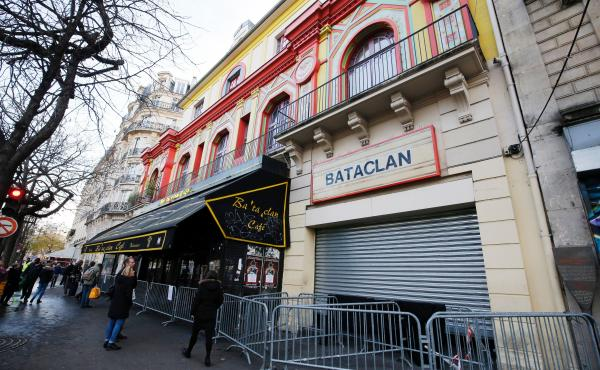 The Bataclan concert hall in Paris was the scene of carnage during November's terrorist attack. The lifesaving actions that night by Didi, a security guard of North African descent, have only recently become known. Survivors say he may have helped save 40