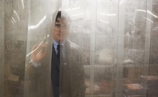 The house has good bones: Jack (Matt Dillon) rationalizes his deadly vocation in Lars von Trier's The House That Jack Built.