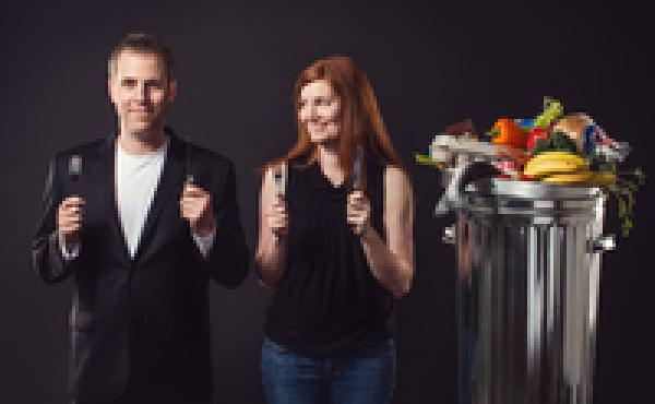For six months, filmmakers Grant Baldwin and Jen Rustemeyer vowed to eat only food entering the waste stream. They document their experiment, and the problem of food waste, in Just Eat It.