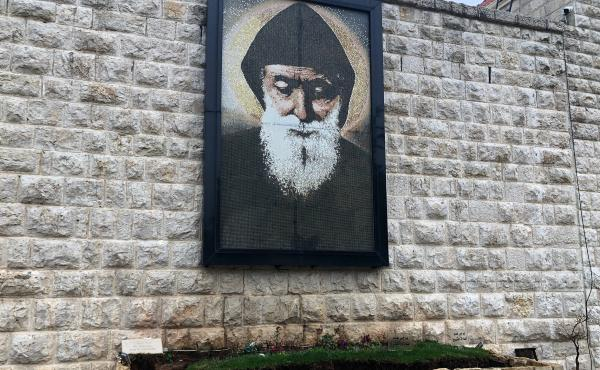 The grave of St. Charbel has long been visited by people seeking comfort and healing.