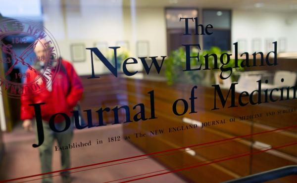 """Our leaders have largely claimed immunity for their actions. But this election gives us the power to render judgment,"" reads a New England Journal of Medicine editorial signed by some three dozen editors."