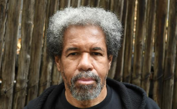 Albert Woodfox, who was in solitary confinement at the Louisiana State Penitentiary for more than 40 years, is seen here at a press conference on Nov. 15, 2016 in Paris.