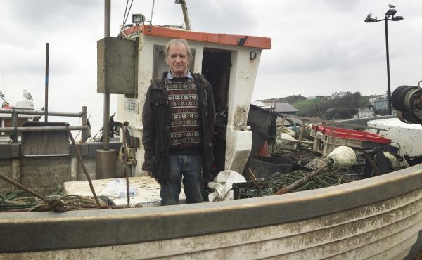 """Douglas Joy's family has fished for generations. But he and his brother, Paul, say they face an uncertain future. """"The quota is a joke,"""" says Douglas. """"It's impossible to make a living."""""""