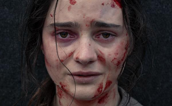"""""""Aisling Franciosi gives a performance of trembling brilliance as Clare, an Irish convict ... at a remote British military outpost in Tasmania."""""""