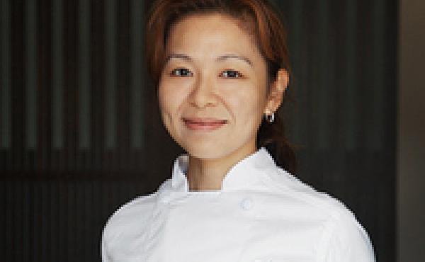 Chef Niki Nakayama.