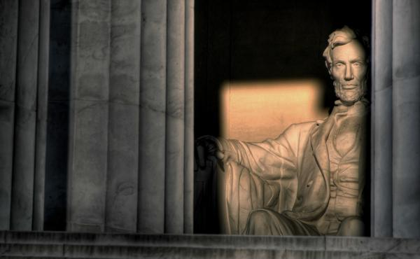 Image of the Lincoln Memorial in Washington, D.C.