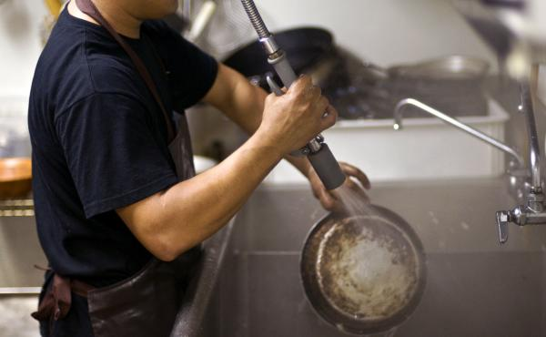 A new report highlights victims of human trafficking in the food industry, from farm workers to restaurant bus staff, cooks and wait staff. Some victims are exploited for both sex and labor.