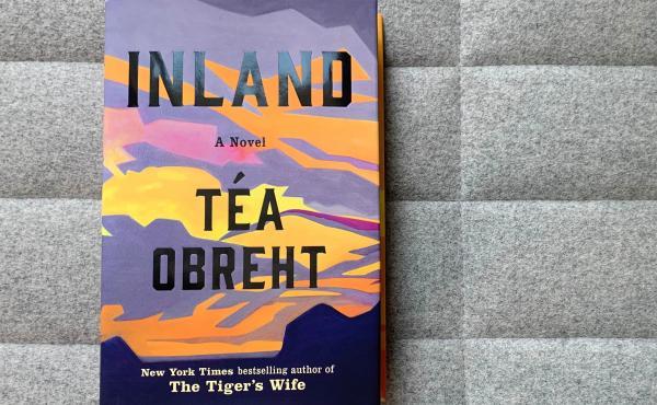Inland, by Téa Obreht