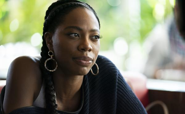 "Comedian Yvonne Orji plays Molly on HBO's Insecure. Orji originally planned to become a doctor ... never mind the fact that she ""didn't like organic chemistry or blood."""