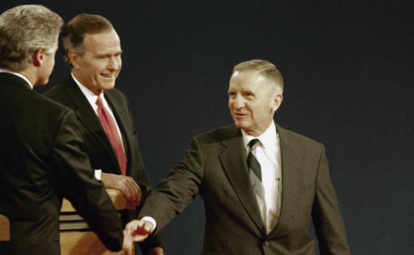 Time is running out for a conservative to launch a national third-party presidential campaign, as Ross Perot did in 1992.