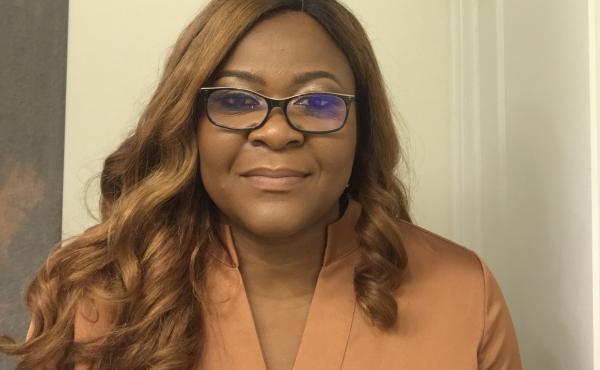 Dr. Chizoba Barbara Wonodi is director of Johns Hopkins University's International Vaccine Access Center for Nigeria.