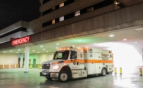 Until very recently, the separate company that runs the emergency department at Nashville General Hospital was continuing to haul patients who couldn't pay medical bills into court.