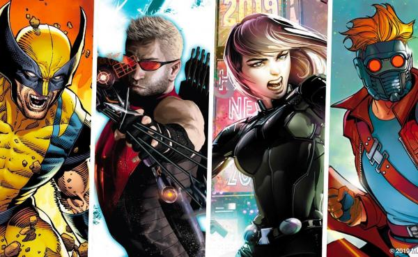 Four of the planned scripted programs — 10 episodes each — will be based around the iconic characters of Wolverine, Hawkeye, Black Widow, and Star-Lord. A fifth series will feature all four banding together.